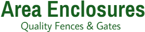 Area Enclosures, Quality Fences & Gates